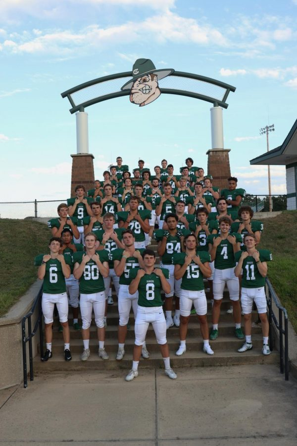 Varsity football looks to utilize depth and talent to