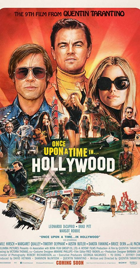 Once Upon a Time... in Hollywood fits perfectly into Quentin Tarantino's oeuvre