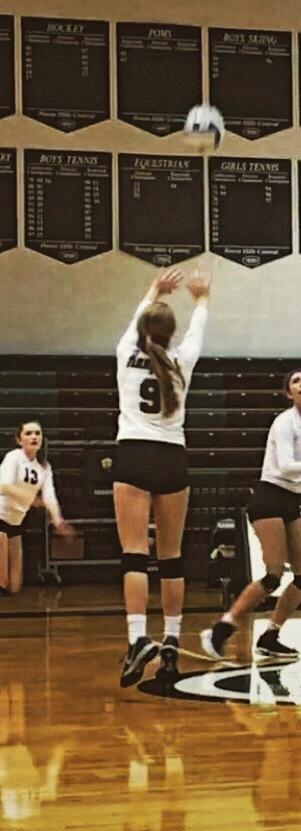 Player Profile: Katie Costello
