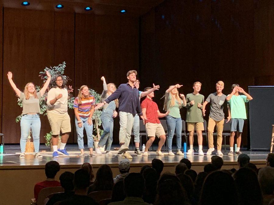 Improv Show 2019: Photo Gallery