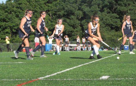 Girls varsity field hockey loses fierce game against Novi 3-1