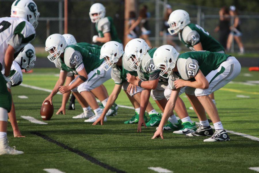 Freshman football ties Northview 0-0 in bizarre game