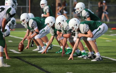 Freshman football dominates West Catholic 26-0