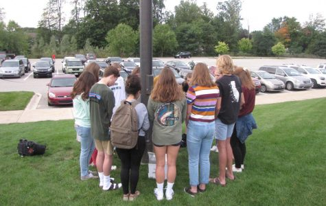 United Prayer Group Prayer at the Pole: Photo Gallery