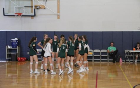 JV Volleyball gets two great wins against Ottawa Hills