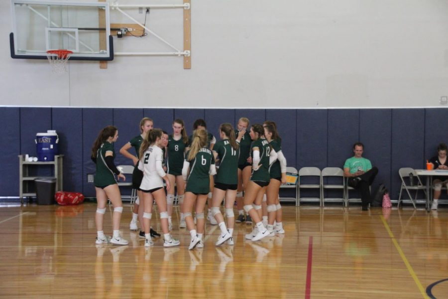 JV+Volleyball+gets+two+great+wins+against+Ottawa+Hills