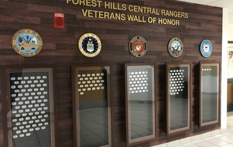 Q&A with Brad Anderson – Funding for the Veteran's Wall of Honor