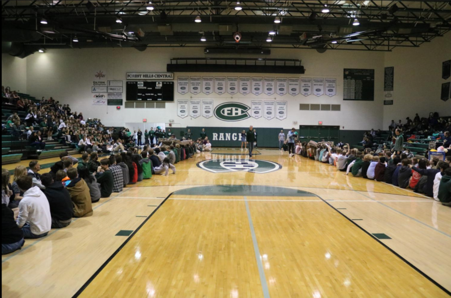 Q&A with Brad Anderson- Assemblies during third hour