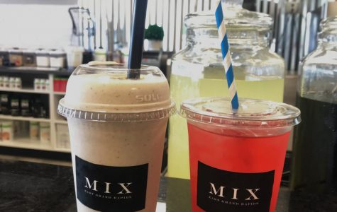 MIX East Grand Rapids combines health and flavor for the perfect drink