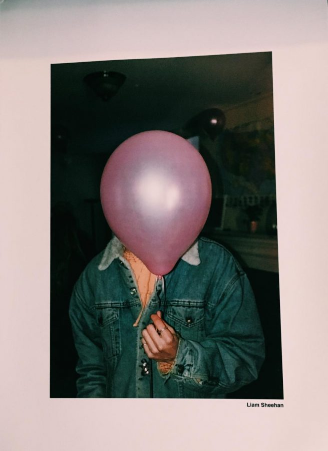 I tie my life to your balloon and let it go