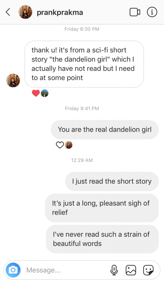 """""""The Dandelion Girl"""" is nothing short of a miracle"""