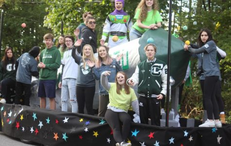 Homecoming Parade 2019: Photo Gallery