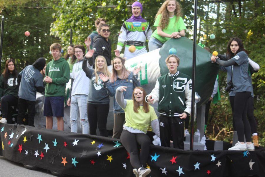 Homecoming Parade 2019: Photo Gallery
