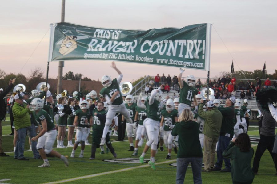 Homecoming Football Game 2019 vs. Lowell: Photo Gallery