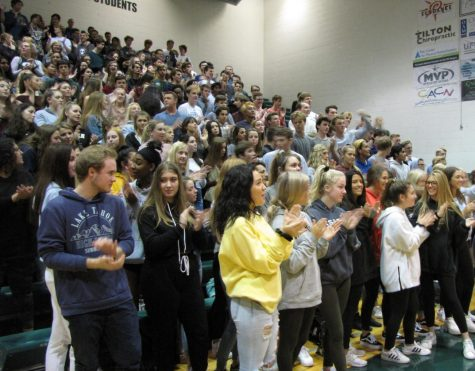 Student sections leaders are fired up, and they want you to be too