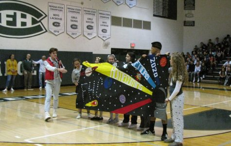 Pre-Homecoming Week Assembly 2019: Photo Gallery