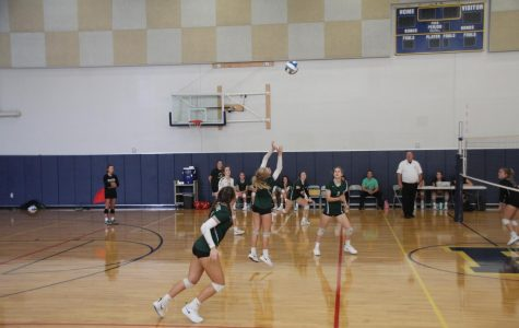 FHC's JV Volleyball team soundly defeats Lowell in two matches