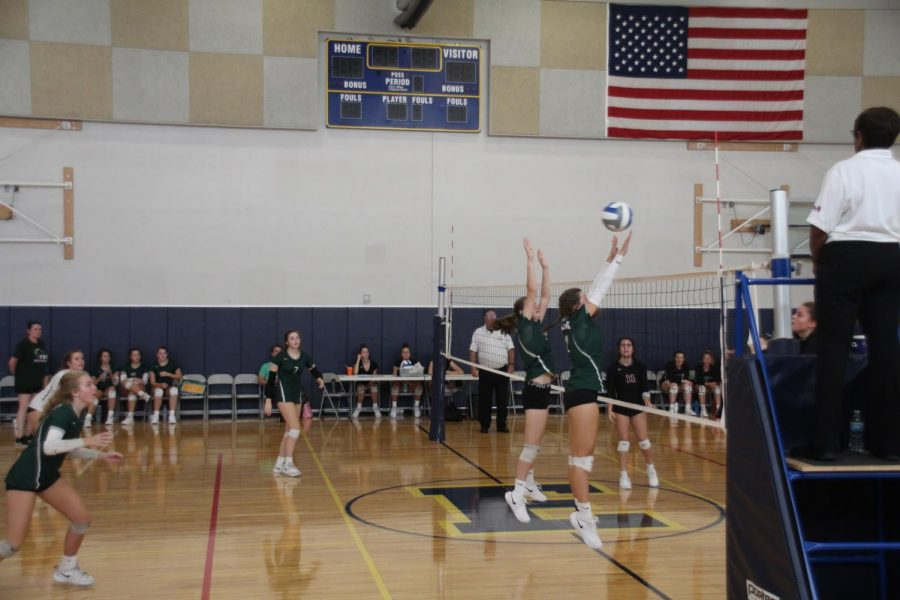 JV Volleyball secures strong win against Northview