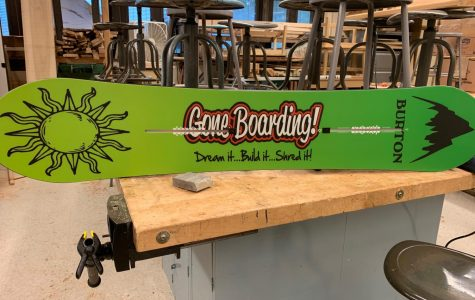 Gone Boarding pushes students out of their comfort zone and into the world of action sports