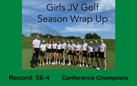 Girls JV Golf has another remarkable season, leaving the Girls Ranger Golf Program with a bright future