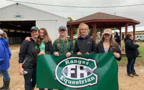 FHC equestrian completes successful season with 7th place finish at States