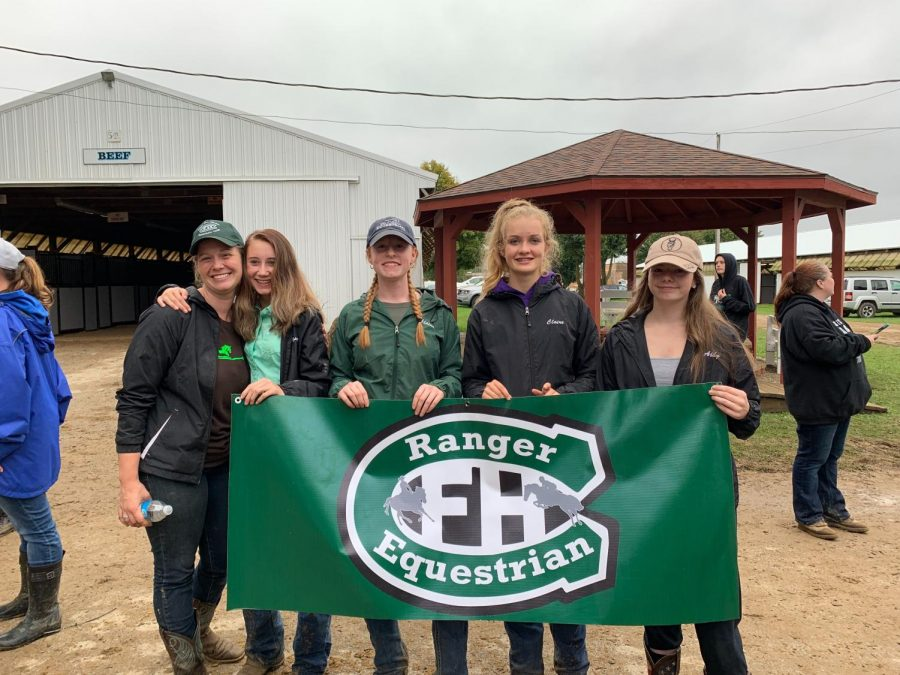 FHC+equestrian+completes+successful+season+with+7th+place+finish+at+States