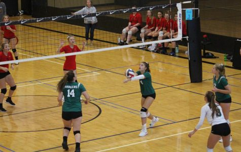 Girls freshman volleyball falls short of first place at Grand Haven Lakeshore Classic