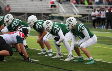 Freshman football shuts out Ottawa Hills 51-0