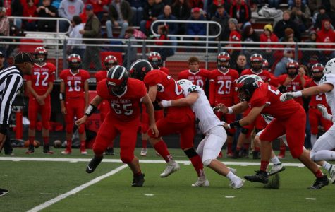 Cedar Springs dominates varsity football on both sides of the ball, wins 30-6