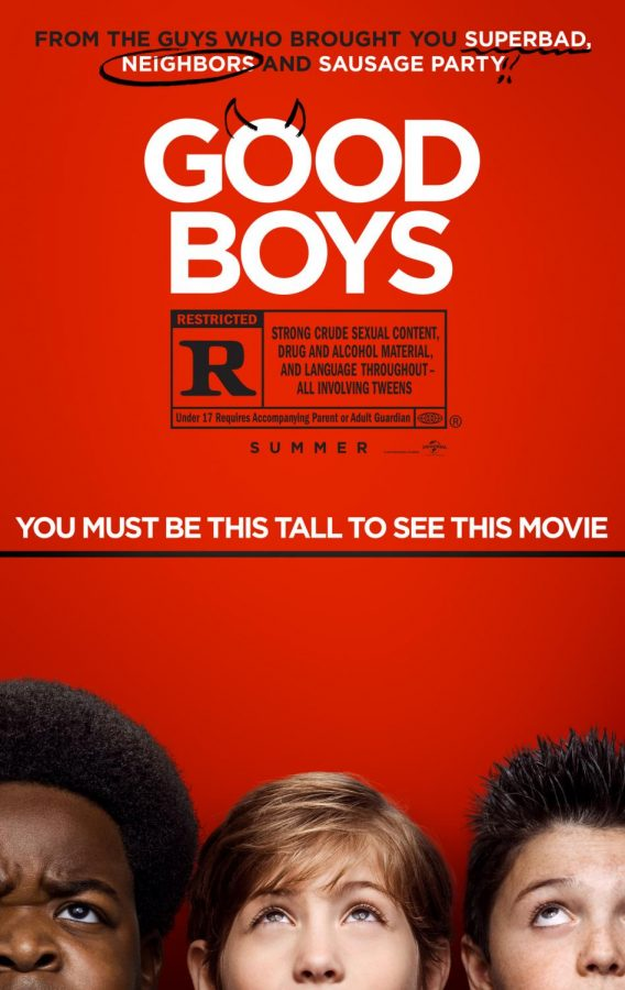Good Boys is a whimsical comedy for mature audiences
