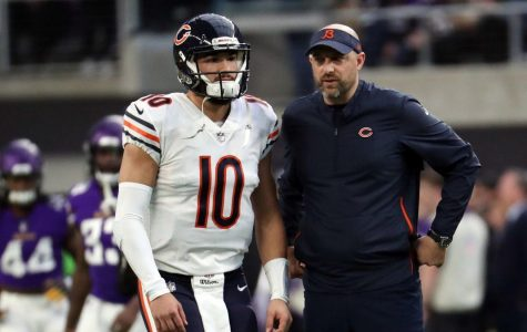 With Mitchell Trubisky's recent struggles, could we see a new quarterback for the Chicago Bears soon?