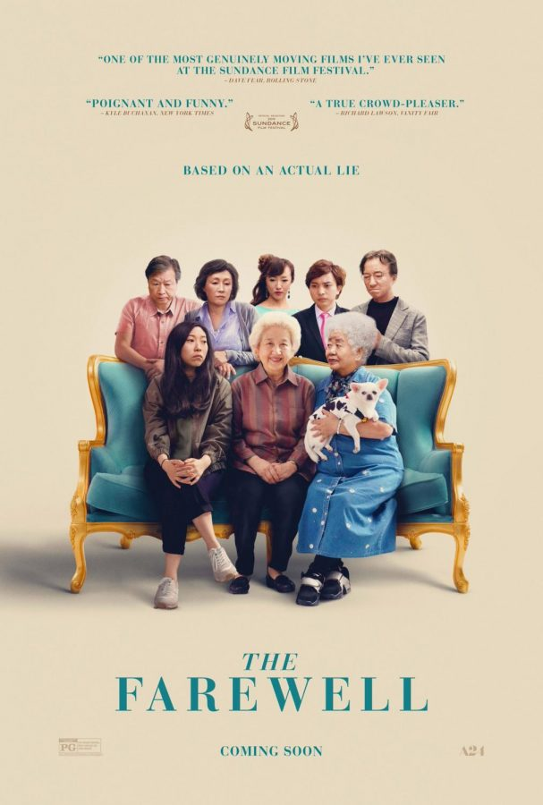 The Farewell illustrates a universal story of love and family