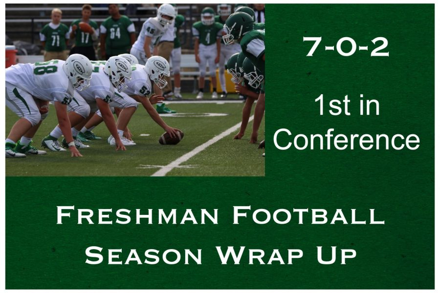 Freshman football ends with incredible 7-0-2 record