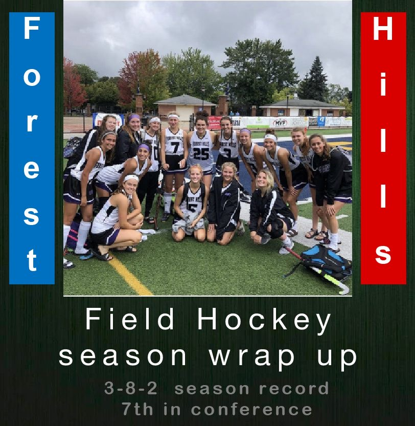 Varsity field hockey begins rebuilding with young talent
