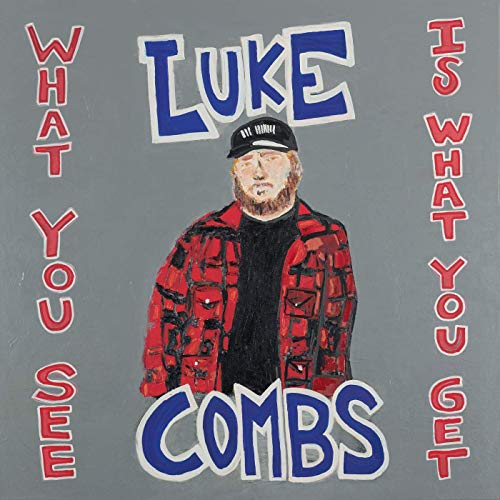 Luke Combs' new album What You See Is What You Get is an extraordinary addition to any country music playlist