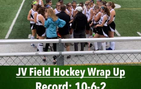 JV field hockey finishes season with impressive 10-6-2 record
