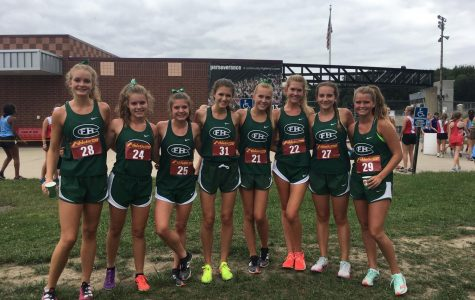 Cross country has best performance of their season at the 3rd OK White jamboree