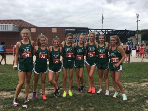 Girls cross country finishes first at the Ottawa Hills Invite, boys team finishes fourth