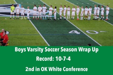 Boys varsity soccer responds to adversity by ending quality season at 10-7-4