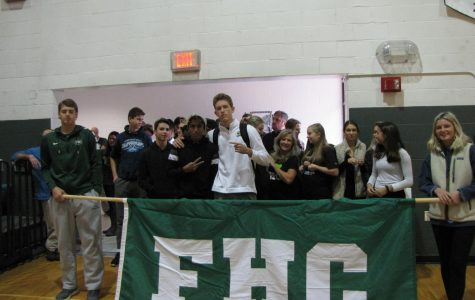 Ranger Strong Week Assembly: Photo Gallery