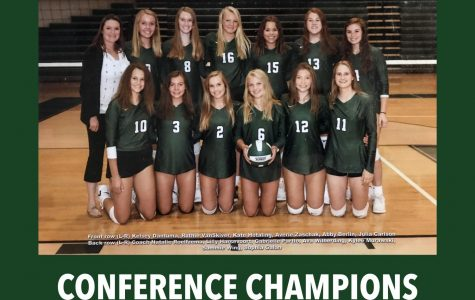 FHC JV Volleyball has an exceptional season with going undefeated and becoming conference champions