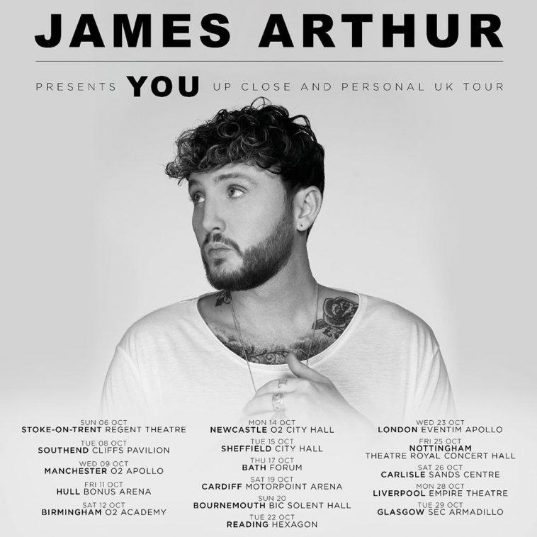 James+Arthur%E2%80%99s+new+album+You+shows+a+different+side+of+him