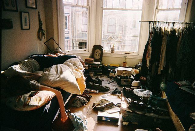My Room is Messy