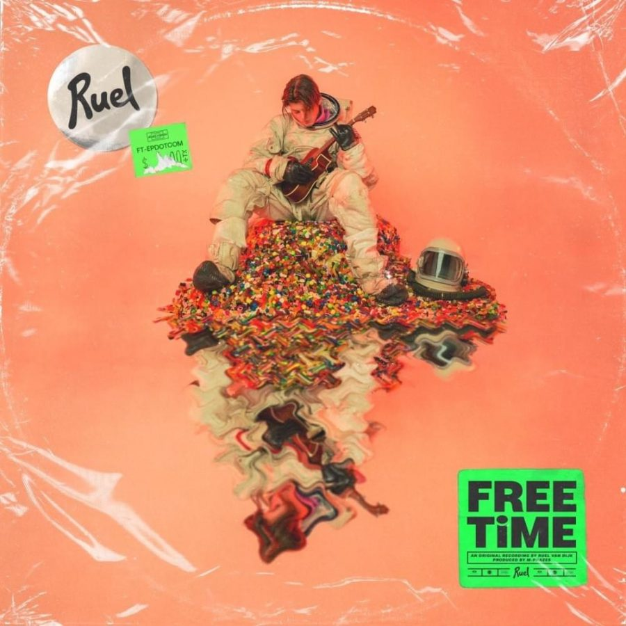 I enjoyed spending my free time listening to Ruel's newest EP Free Time
