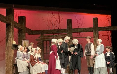 FHC's production of The Crucible was a success due to immense passion and utter talent