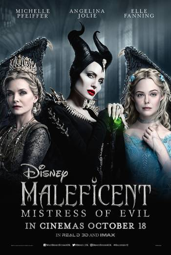 Maleficent: Mistress of Evil flaunts formidable female villains