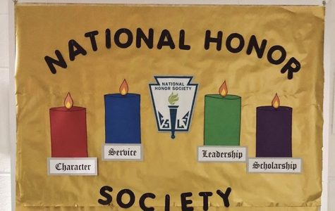 The National Honor Society induction ceremony celebrates and recognizes new members