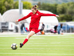 Olivia Moutrie: the youngest girl soccer player to go professional