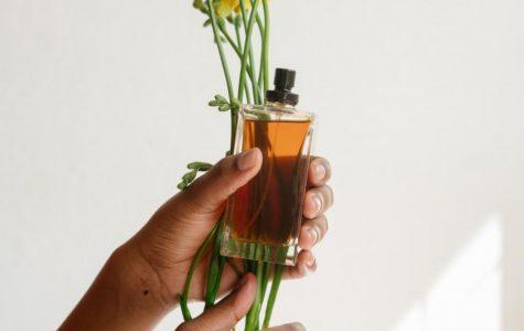 Your sacrosanct scent