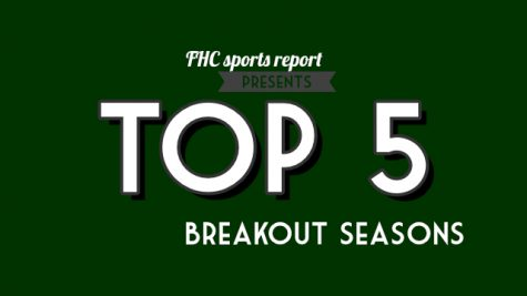 Top 5 Breakout Seasons